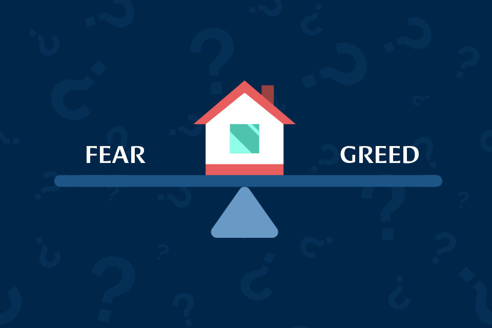 Is now the time for Fear? Or for Greed?
